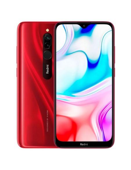 Xiaomi redmi 8 caracteristicas color rojo