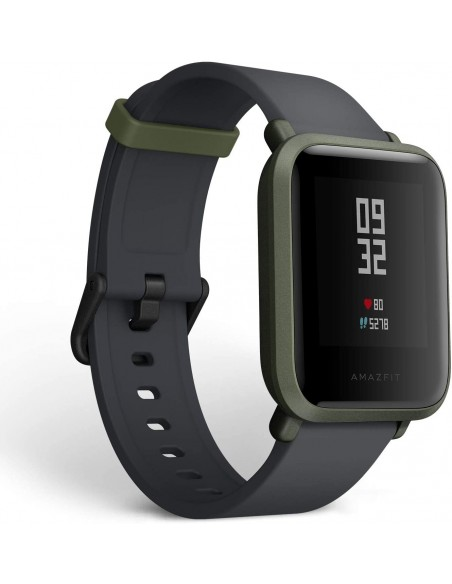 reloj inteligente marca xiaomi color negro