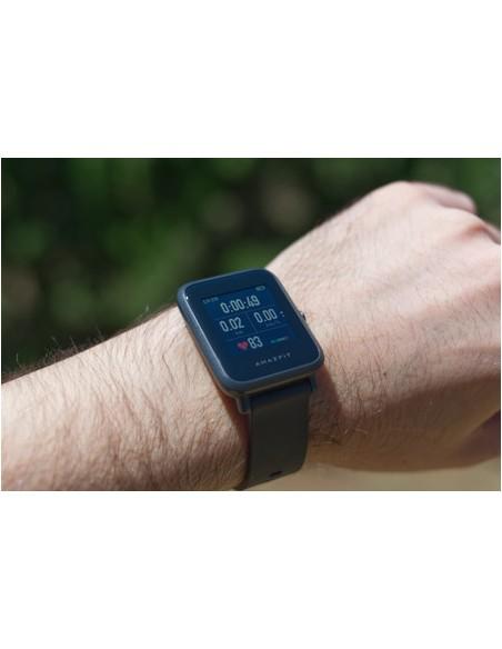 Elegancia del amazfit para tu brazo, excelente smartwatch
